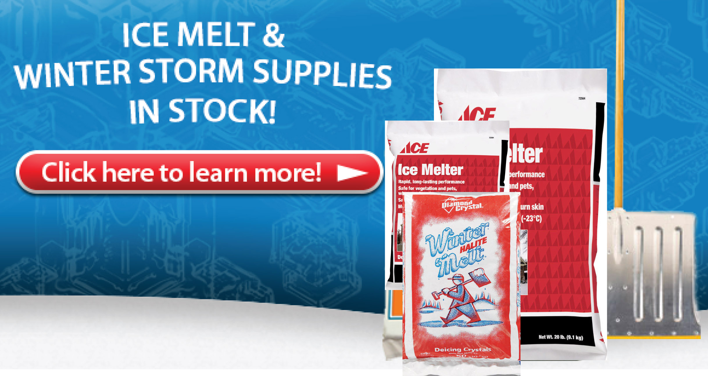 Winter Melt Layout 2015z Sneade S Ace Home Centers
