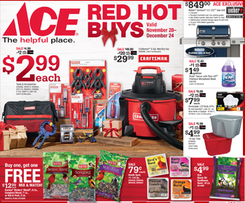 Dec 2018 Red Hot Buys Circular Featured Sneade S Ace