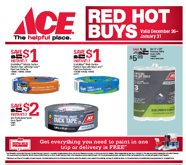 January 2019 Red Hot Buys Ad Slick Nr10 Copy Sneade S