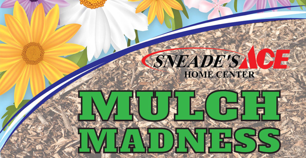 March Madness Mulch Sale Facebook Image Sneade S Ace